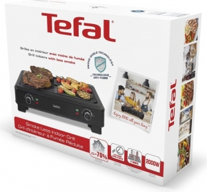 Tefal Smokeless Grill TG9008 doos