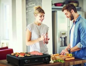 Tefal Smokeless Grill TG9008 keuken