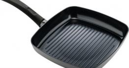 Inductie grillplaten