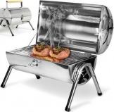 Deuba Tafelbarbecue grill inox