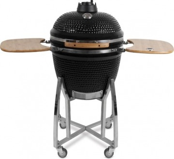 Patton Kamado Grill Houtskoolbarbecue review test