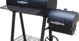 El Fuego Fire Beam Houtskool Barbecue