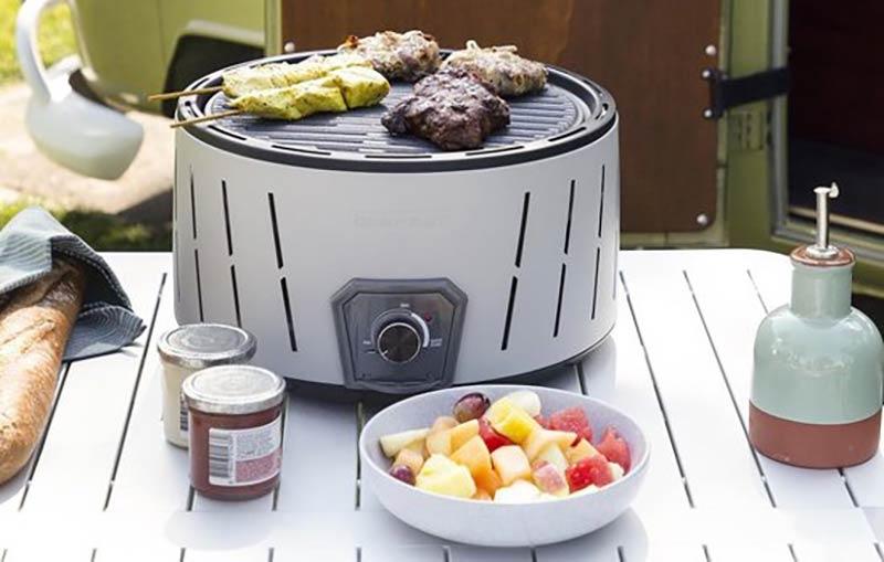 kleine barbecue